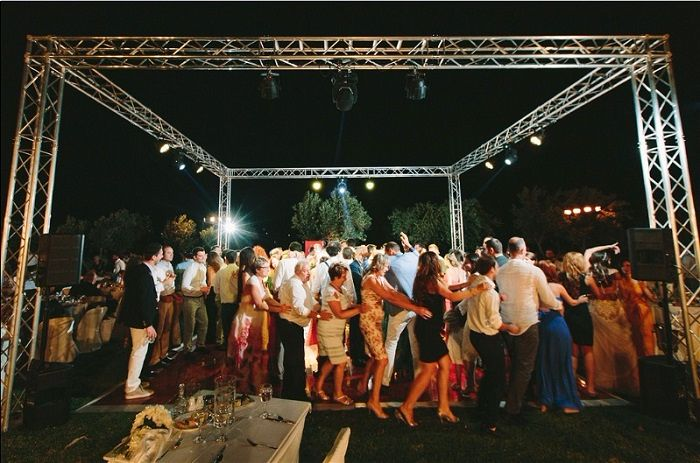 Wedding DJ Greece member of the Destination Wedding Directory by Weddings Abroad Guide