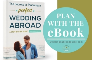 Plan your Destination Wedding Abroad in Greece using the easy Ebook Guide