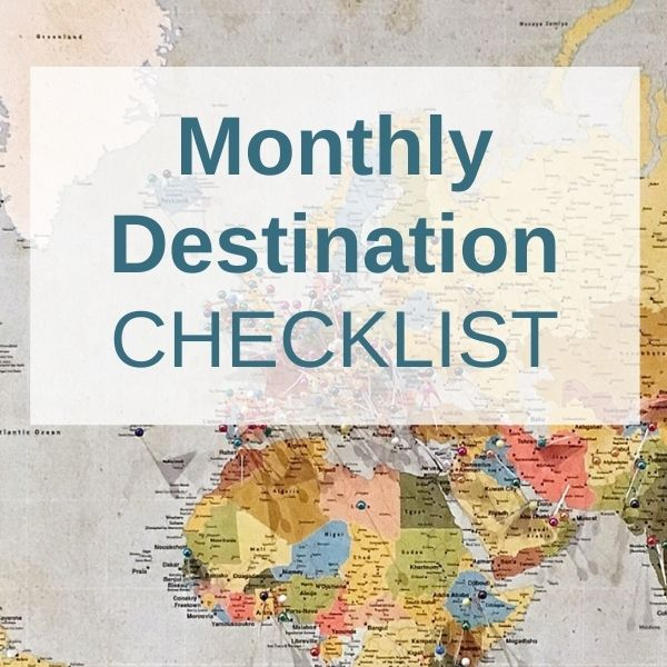 Wedding Abroad Month by Month Destination Guide