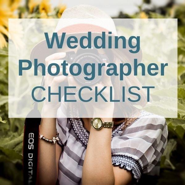 Wedding Abroad Photography Key Considerations Checklist