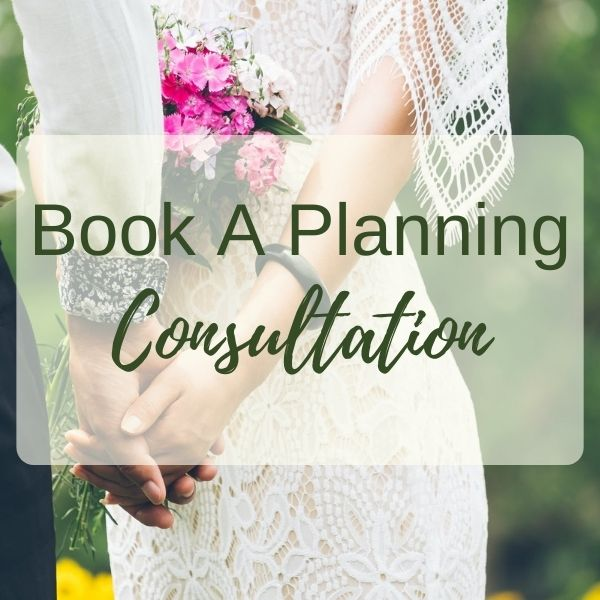 Book an Online Wedding Abroad Consultation - Perfect for those who are just getting started or need a little help planning their destination wedding.