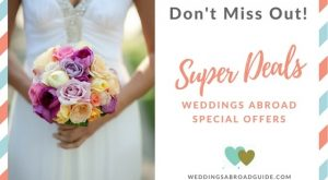 Wedding Abroad Special Offers