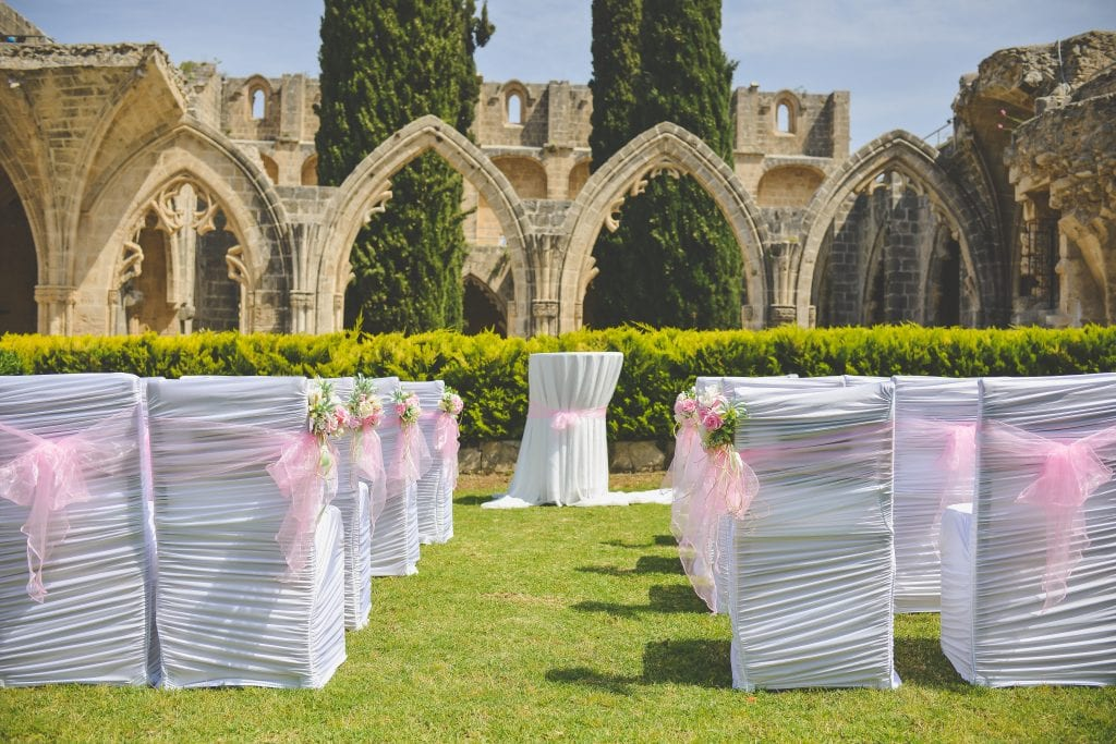 Weddings in North Cyprus | Values Member of Weddings Abroad Guide Supplier Directory