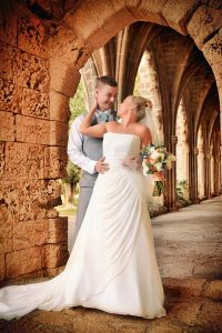 Hayley & Craig Review | Weddings in North Cyprus | Values Member of Weddings Abroad Guide Supplier Directory