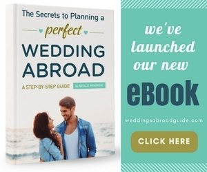 Destination Wedding Abroad eBook Planning Guide Get your Copy Now!! The Secrets to Planning the Perfect Wedding Abroad by WeddingsAbroadGuide.com