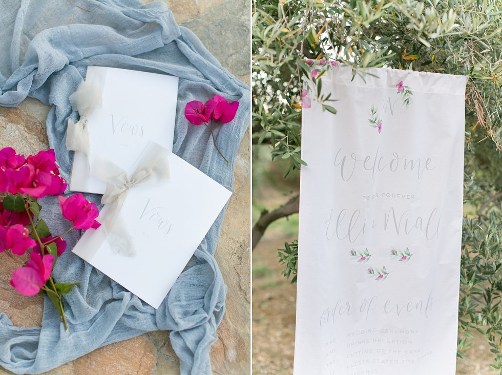 Elli & Niall's Bespoke Wedding in Cyprus | Planned by Wonderlust Events | Photography by Anneli Marinovich