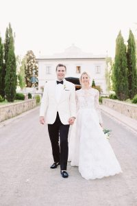 WTuscany Events Destination Wedding Planners Italy, Spain & Ibiza - member of the Destination Wedding Directory by Weddings Abroad Guide - Alli Jarrett