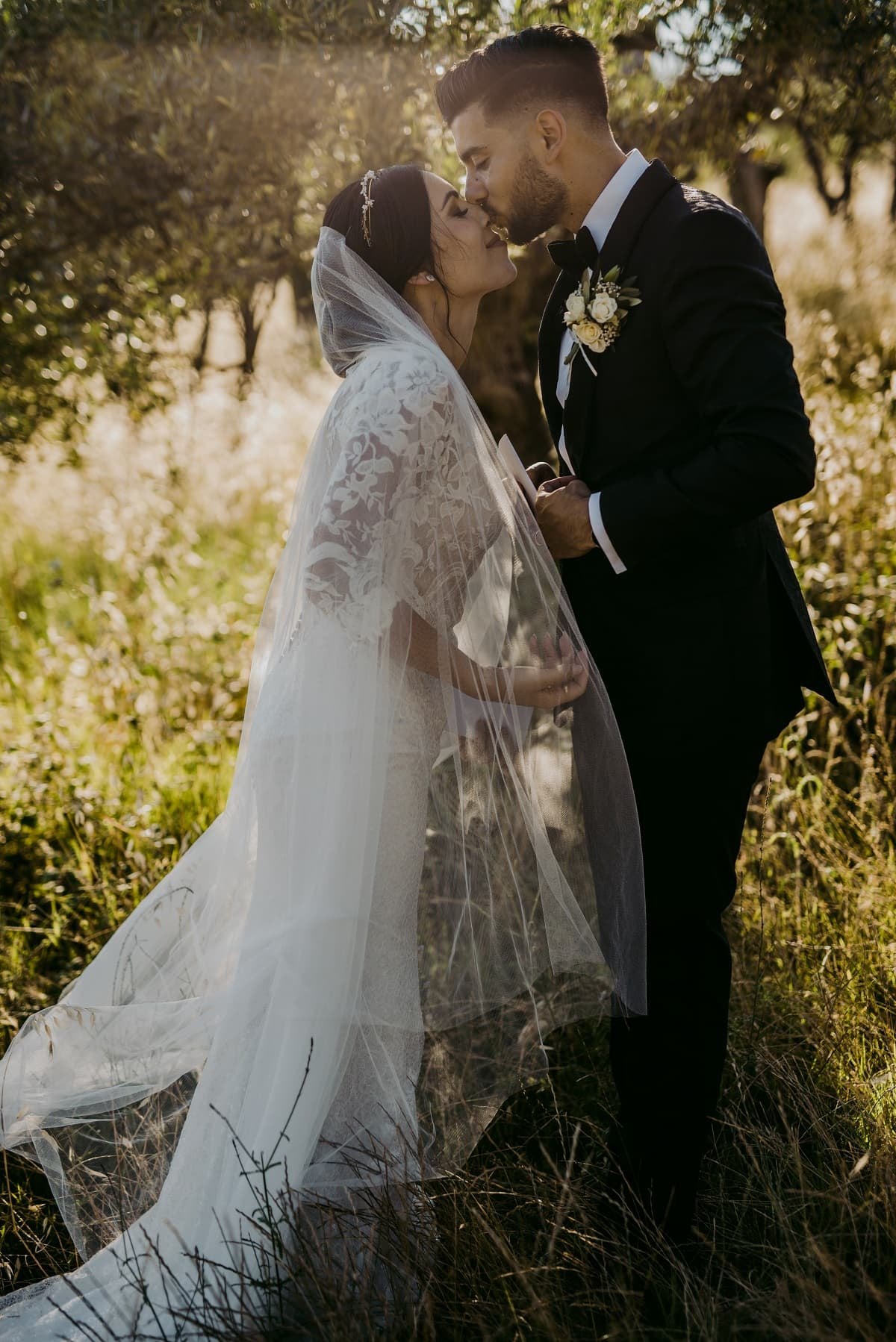 WTuscany Events Destination Wedding Planners Italy, Spain & Ibiza - member of the Destination Wedding Directory by Weddings Abroad Guide - Vanessa & David